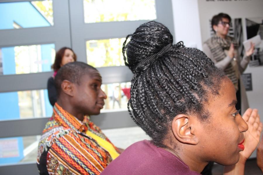 GESOBAU veranstaltet Hommage für Mama Afrika (02.10.2015)