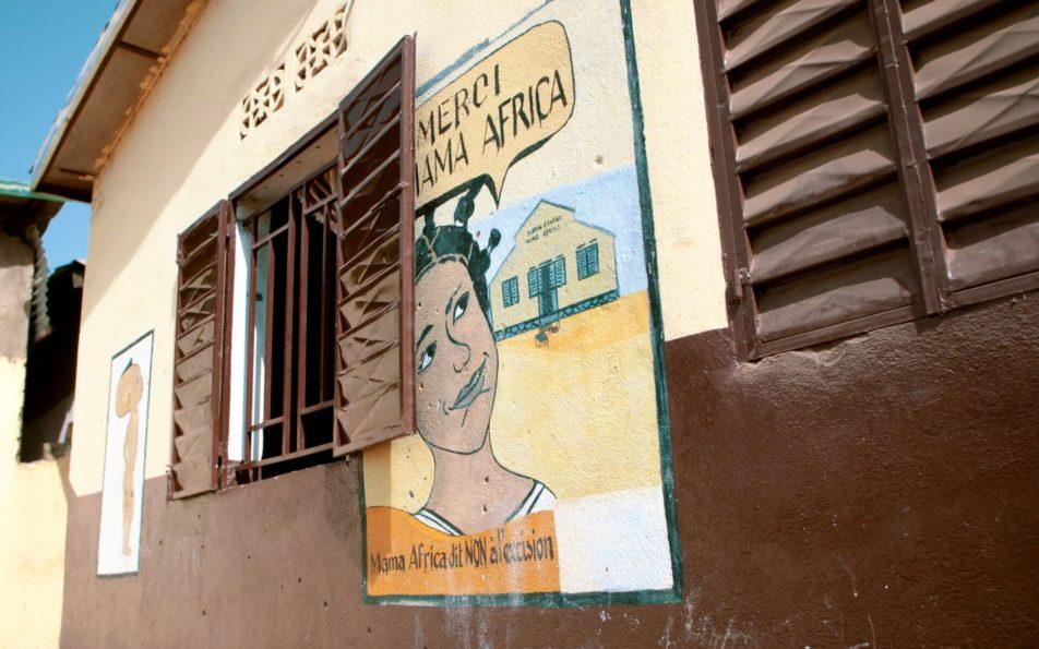 Kindergarten in Kankan Guinea 1